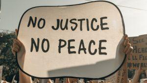 Pas de justice pas de paix