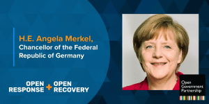 Angela Merkel UNGA Quote Card
