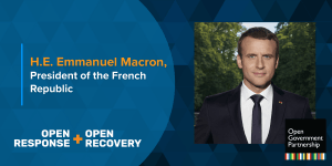 Emmanuel Macron UNGA Quote Card