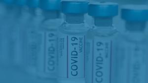 Webinaire sur les vaccins - Bannière du site Web