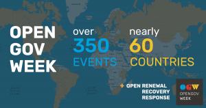 Open Gov Week Recap 2021