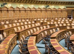 Tribuna del Consejo Nacional
